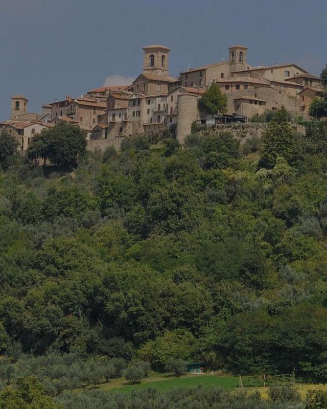 Collazzone - Cantina Tudernum